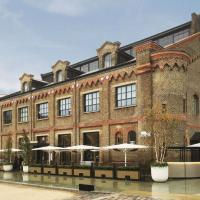1. London King's Cross, the German Gymnasium restaurant