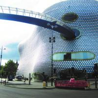 Selfridges designed by Future Systems, opened 2003