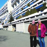The architects of Grefsen Terrassehus, Oslo