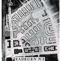 Radburn NJ plan