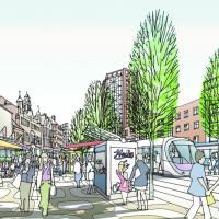 High Street and its proposed transformation