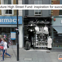Urban Design Group Events The Future High Street Fund: inspiration for success