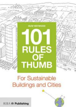 101 Rules of Thumb Publication Urban Design Group