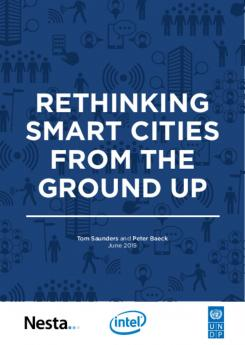 Rethinking Smart Cities From the Ground Up Publication Urban Design Group
