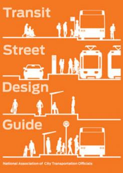 Transit Street Design Guide Publication Urban Design Group