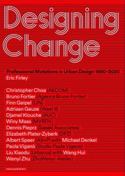 Designing Change  Publication Urban Design Group