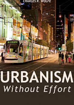 Urbanism Without Effort  Publication Urban Design Group