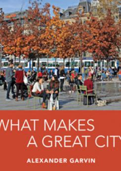 What Makes a Great City  Publication Urban Design Group