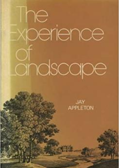 The Experience of Landscape Publication Urban Design Group