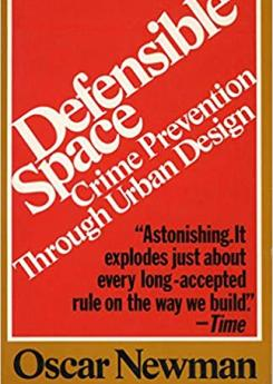 Defensible Space, Crime Prevention through Urban Design Publication Urban Design Group