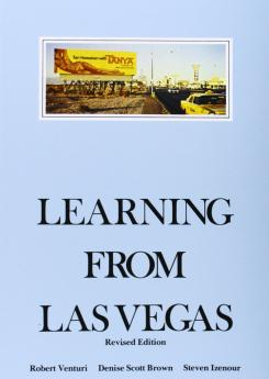 Learning From Las Vegas Publication Urban Design Group