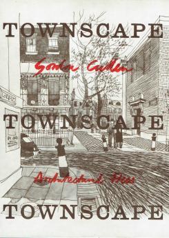 Townscape Publication Urban Design Group