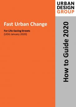 Fast Urban Change  Publication Urban Design Group
