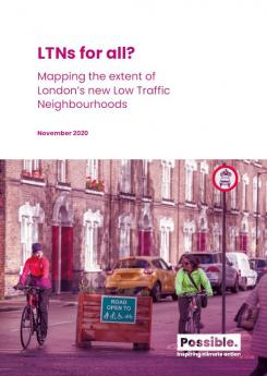 LTNs for all? Publication Urban Design Group