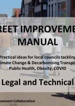 Street Improvement  Manual  Publication Urban Design Group