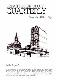 Urban Design 8 - November 1982 Publication Urban Design Group