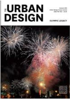 URBAN DESIGN 116 Autumn 2010 Publication Urban Design Group