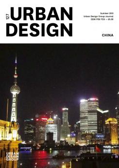 URBAN DESIGN127 Summer 2013 Publication Urban Design Group
