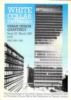 URBAN DESIGN 22 April 1997 Publication Urban Design Group