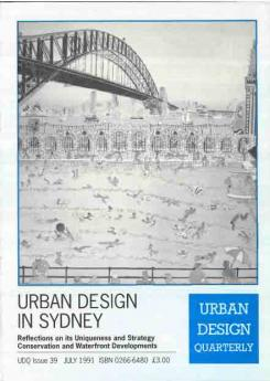 URBAN DESIGN 39 Summer 1991 Publication Urban Design Group