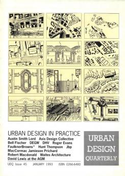 URBAN DESIGN 45 Winter 1993 Publication Urban Design Group