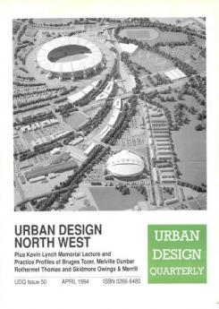 URBAN DESIGN 50 Spring 1994 Publication Urban Design Group