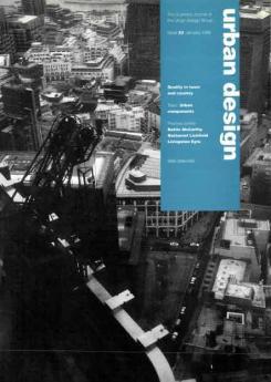 URBAN DESIGN 53 Spring 1995 Publication Urban Design Group