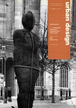 URBAN DESIGN 54 Spring 1995 Publication Urban Design Group