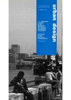 URBAN DESIGN 55 Summer 1995 Publication Urban Design Group