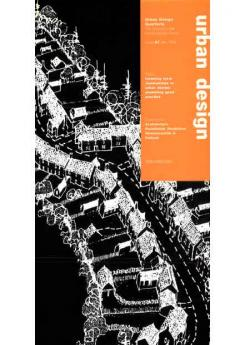 URBAN DESIGN 67 Summer 1998 Publication Urban Design Group