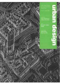URBAN DESIGN 74 Spring 2000 Publication Urban Design Group