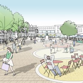 Bury St. Edmunds Project Images
