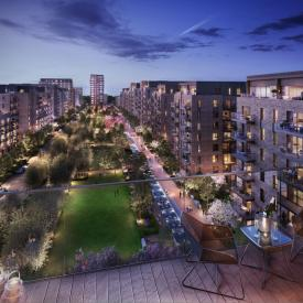 Southall Waterside, Ealing, London Project Images
