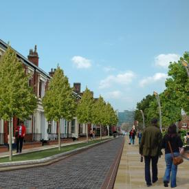 Warrrington Town Centre Design Guide Project Images