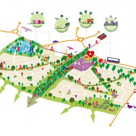 South Maldon Garden Suburb, Essex Project Images