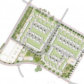 Aldershot Urban Extension Project Images