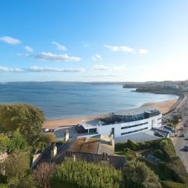 Abbey Sands, Torquay Project Images