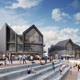 Coal Orchard (Urban regeneration) Project Images