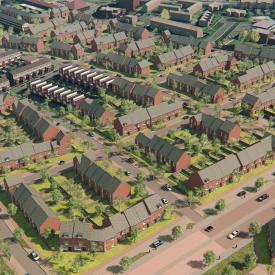 Druids Heath Regeneration Project Images