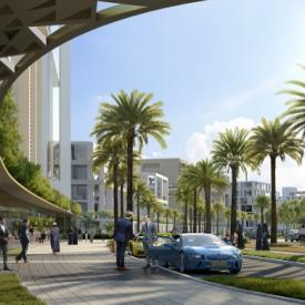 A contemporary mixed-use community, unique to Oman Project Images