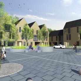 Tattenhoe, Milton Keynes Project Images