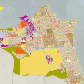 New Zoning Code for Kuwait Project Images