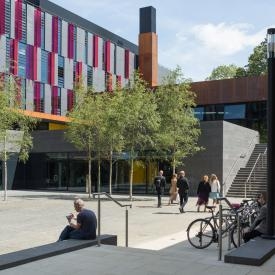 Headington Campus, Oxford Brookes University Project Images