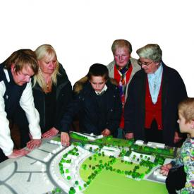Filwood Park, Knowle West, South Bristol Project Images