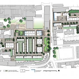 Greyfriars, Gloucester Project Images
