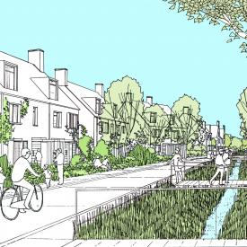 Lincolnshire Lakes Masterplan Project Images