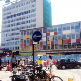 Ambitions for Notting Hill Gate Town Centre Project Images