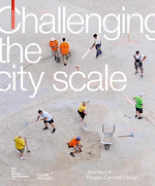 Challenging the City Scale  Publication Urban Design Group