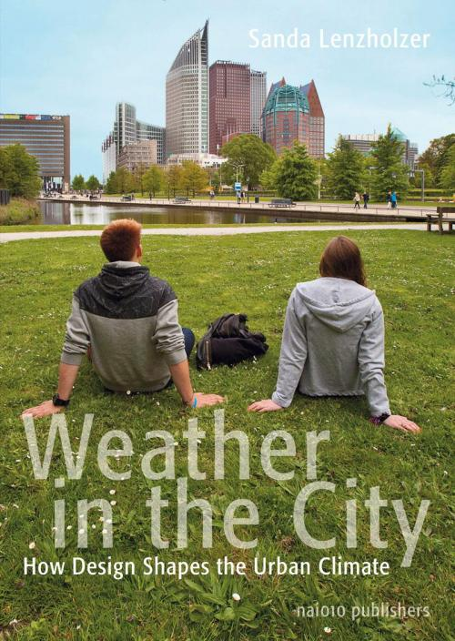 Weather and the City Publication Urban Design Group