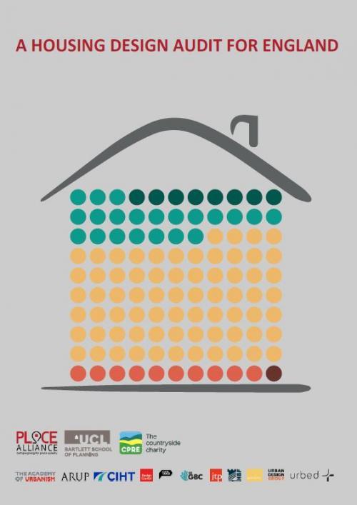 A Housing Design Audit for England Publication Urban Design Group